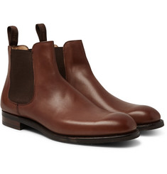 Cheaney - Godfrey Burnished-Leather Chelsea Boots