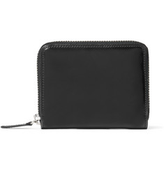 Il Bussetto Zip-Around Polished-Leather Wallet