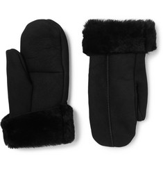 Dents - Inverness Shearling Mittens