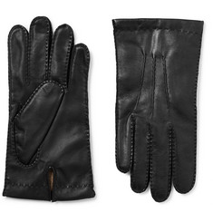 Dents - Shaftesbury Touchscreen Cashmere-Lined Leather Gloves