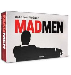 Taschen - Mad Men Hardcover Book