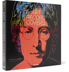 Taschen Art Record Covers Hardcover Book
