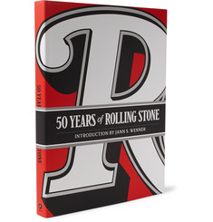 Abrams 50 Year of Rolling Stone: The Music, Politics and People that Changed our Culture Hardcover Book