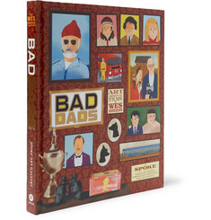 Abrams The Wes Anderson Collection: Bad Dads Hardcover Book