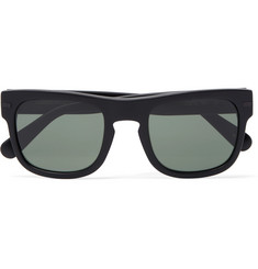 Moscot + Common Projects Type 1 Square-Frame Acetate Sunglasses