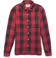 Remi Relief - Checked Flannel Shirt