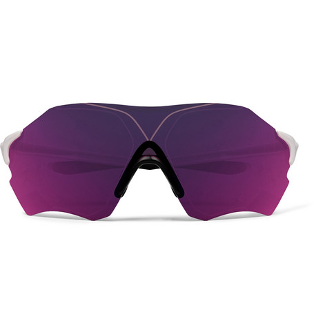 Oakley Evzero Range Prizm Road Sunglasses In Magenta
