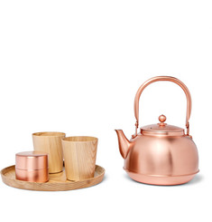 Japan Best Copper Tea Set