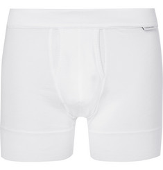 CALVIN KLEIN 205W39NYC Cotton-Jersey Boxer Briefs