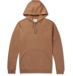 Norse Projects Ketel Mercerised Cotton-Blend Jersey Hoodie