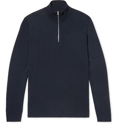 Norse Projects Fjord Wool Half-Zip Sweater
