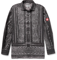 Cav Empt - Printed Cotton-Poplin Shirt