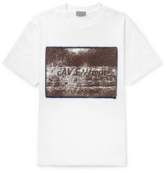 Cav Empt Disruption Printed Cotton-Jersey T Shirt