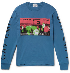 Cav Empt - CE!X Cotton-Jersey T-Shirt