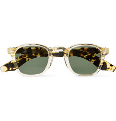 Jacques Marie Mage Zephirin Square-Frame Acetate Sunglasses