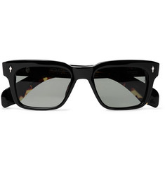 Jacques Marie Mage - Molino Square-Frame Acetate Sunglasses