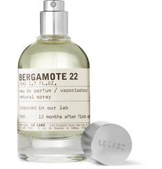 르 라보 베르가못 22 EDP 니치향수 핸드메이드 퍼퓸 50ml Le Labo Bergamote 22 Eau de Parfum, 50ml