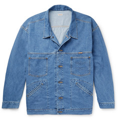 KAPITAL Oversized Denim Jacket