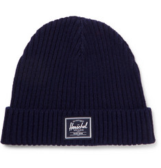 Herschel Supply Co - Morris Ribbed-Knit Beanie