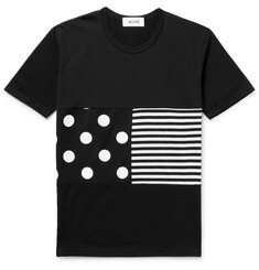 Aloye Printed Cotton-Jersey T-Shirt