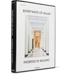 Taschen - Entryways of Milan Hardcover Book
