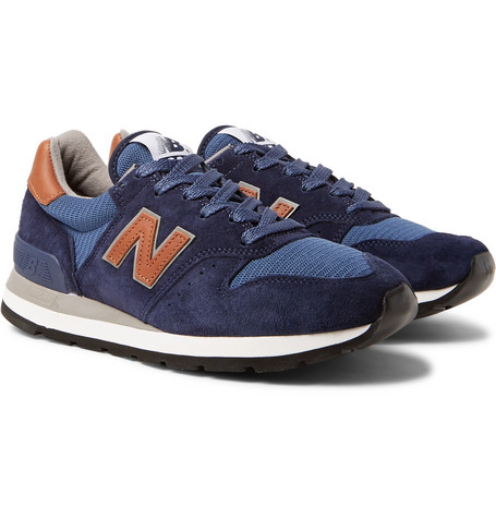 new balance 995 leather
