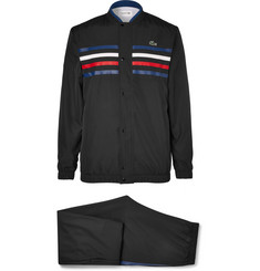Lacoste Tennis - Striped Shell Tracksuit