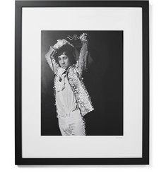 "Sonic Editions - Framed Pete Townshend, San Francisco Print, 17"" x 21"""