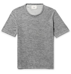 Folk Cotton-Blend Terry T-Shirt