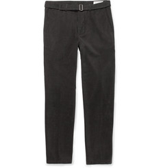Officine Generale Julian Cotton-Twill Trousers