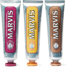 Marvis - Wonders of the World Collection Toothpaste Gift Set, 3 x 75ml