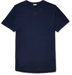 Onia Joey Stretch-Cotton Jersey T-Shirt