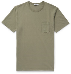 nonnative Dweller Overdyed Cotton-Jersey T-Shirt