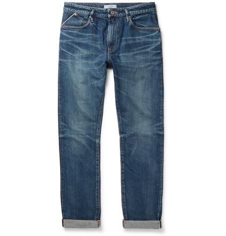 Denim - Pantalon En Denim Allochtone RTD2xR