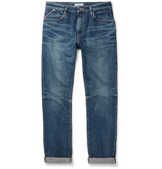nonnative - Dweller Slim-Fit Selvedge Denim Jeans