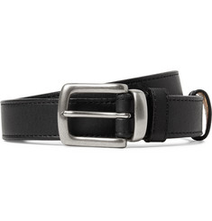 nonnative 2.5cm Dweller Leather Belt