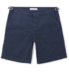 Orlebar Brown Dane Stretch-Cotton Twill Shorts