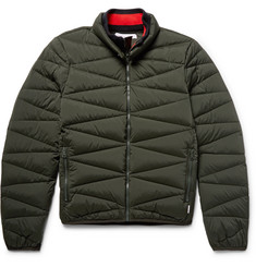 Orlebar Brown - Newland Quilted Stretch-Nylon Down Jacket