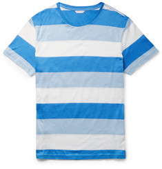 Orlebar Brown Sammy Slim-Fit Striped Cotton-Jersey T-Shirt
