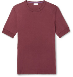Schiesser - Karl Heinz Slim-Fit Cotton-Jersey T-Shirt