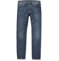 Levi's - 501 Skinny-Fit Stretch-Denim Jeans