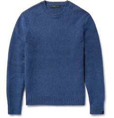 rag & bone Lucas Donegal Virgin Wool-Blend Sweater