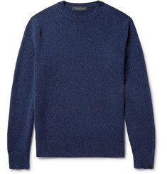 rag & bone Mélange Shetland Wool-Blend Sweater