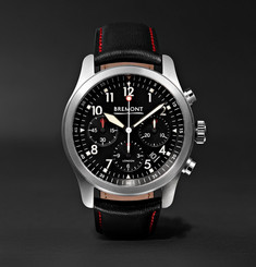 Bremont ALT1-P2 BL/BR Automatic Chronograph 43mm Stainless Steel Watch