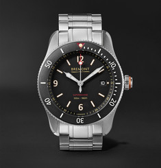Bremont - Supermarine Type 300 40mm Stainless Steel Watch