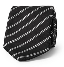 8cm Silk-jacquard Tie Alexander McQueen eikPZsY