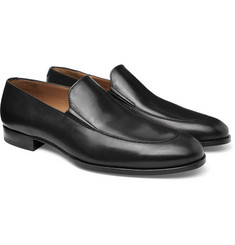 Hugo Boss Hanover Leather Loafers