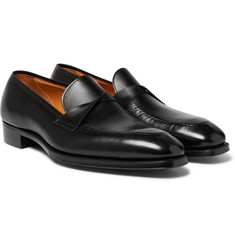 Gaziano & Girling Antibes Leather Loafers