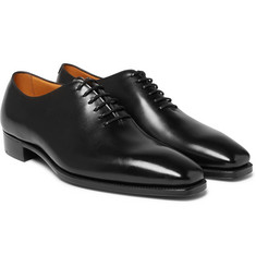 Gaziano & Girling - Sinatra Whole-Cut Leather Oxford Shoes