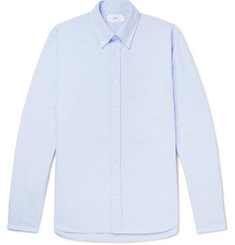 Mr P. - Button-Down Collar Cotton Oxford Shirt
